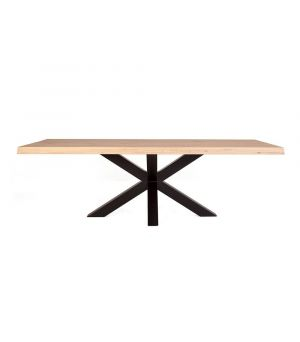 Tree table with spider leg - 200x100 cm