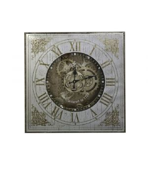 Wall clock Cabret 45x45x8