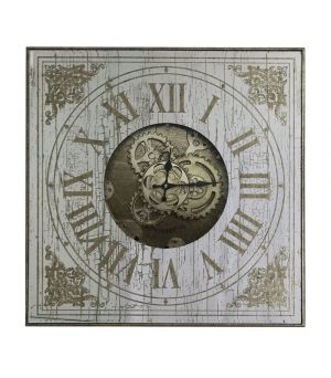 Wall clock Cabret 60x60x8