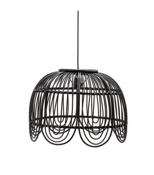 Závěsná lampa Jin - black