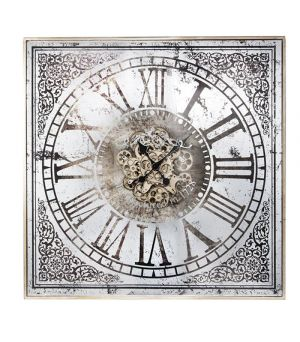 Wall clock Cabret 82x82x10