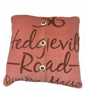 Polštář Hedgevill road