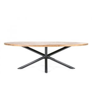 Oválný jídelní stůl Oscar 240x110cm