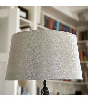Fancy Lampshade flax 30 x 35