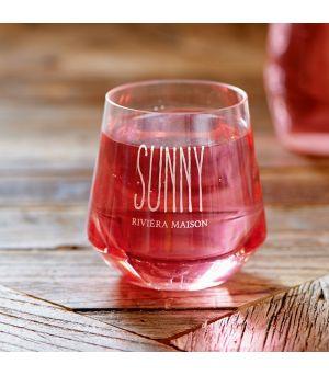 Pohár Sunny Water Glass