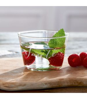 Sklenička Santé Water Glass