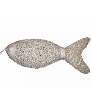 Dekorace happy rope fish