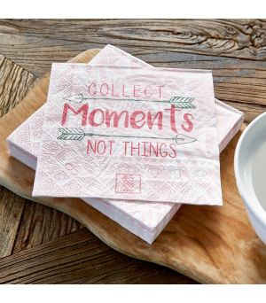 Ubrousky Paper Napkin Collect Moments