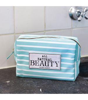 Toaletní taška All Natural Beauty Cosm Bag mint