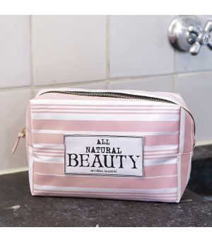Toaletní taštička All Natural beauty Cosm Bag pink