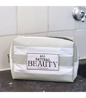 Toaletní taštička All Natural Beauty Cosm Bag flax