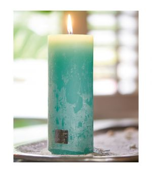 Svíčka Rustic Candle magical mint 7x18