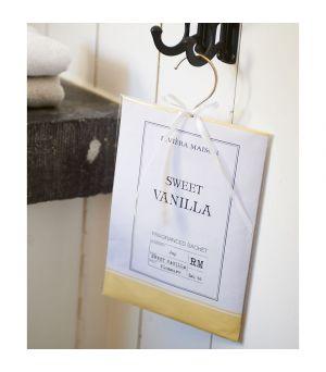 Vonný sáček Fragranced Sachet Sweet Vanilla
