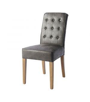 Jídelní židle Cape Breton, Espresso, Pellini