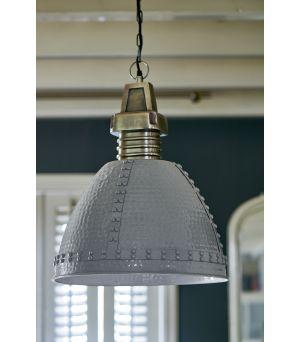 Závěsná lampa Baltimore M grey