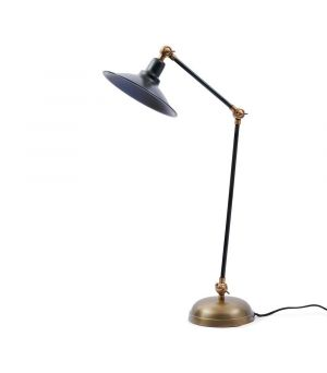 Soho Square Desk Lamp Black