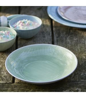 Tanier Longano Plate green