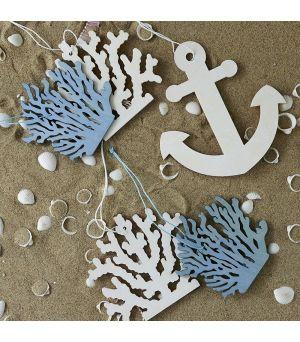 Dekorácia Sea Treasures Vase Filler 5 ks