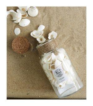 Dekorácia Sandy Shores Shells white