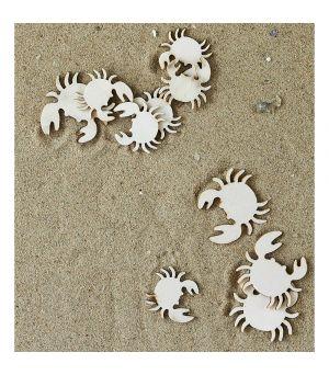 Port Bay Decoration Crab 10 pcs