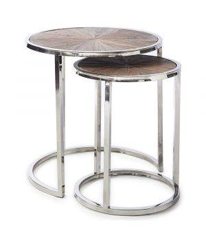 Stolky Greenwich End Table S/2