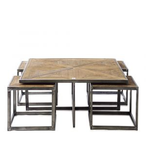 Le Bar Americain Coffee Table S/5