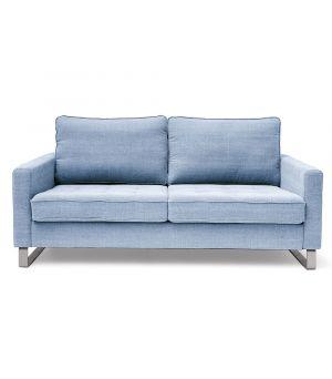 Sedačka West Houston 2,5s, Washed Cotton, Ice Blue