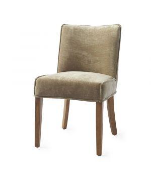 Jídelní židle Bridge Lane, Olive, Velvet