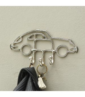 Happy Sportcar Key Holder