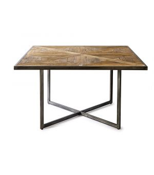 Le Bar American Dining Table 140 x 140 cm