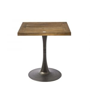 Stolek Toulouse Bistro Table, 70 x 70 cm