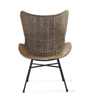 Židle La Mirage, Rattan