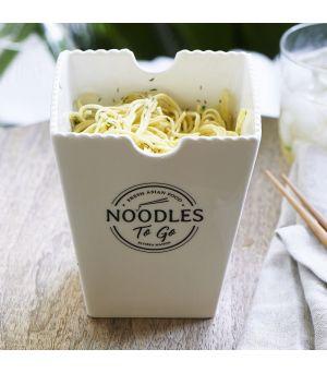 Miska Fresh Asian Food Noodles To Go Bowl