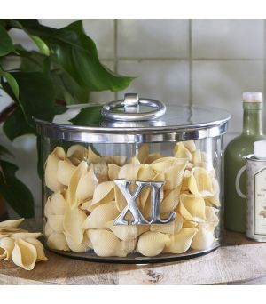 Dóza XL Metal Storage Jar