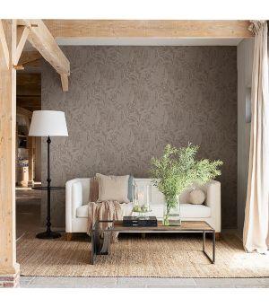 Stínítko Classic Natural Linen white 42x55