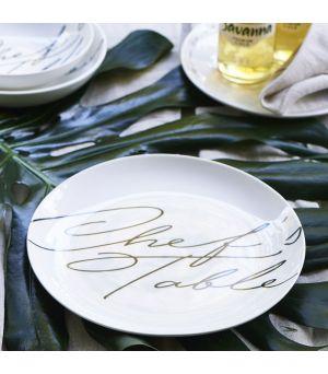 Talíř Chef's Table Bowl S