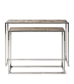 Bleeckerstreet Side Table S/2