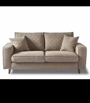 Sedačka Kendall Sofa 2.5s, Washed Cotton, Natural