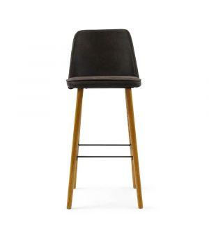 Barová židle Vegas, Pellini, Espresso