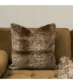 Povlak na polštář Faux Fur Pillow Cov. 50x50