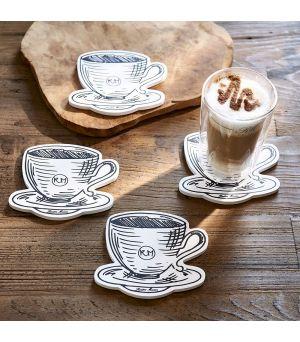 Podložka RM Café Coasters 4 pcs