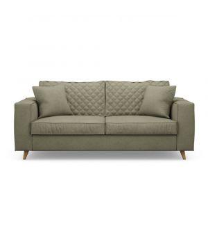 Sedačka Kendall Sofa 2.5s, Oxford Weave, Forest Green
