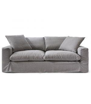 Sedačka Residenza 3.5s, Ofxord Weave, Steel Grey