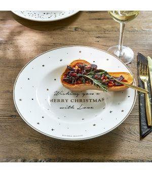 Talíř Christmas With Love Serving Plate
