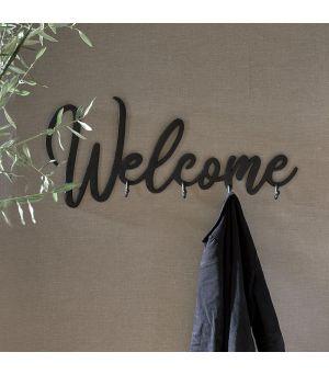 Věšák Welcome Coatrack black