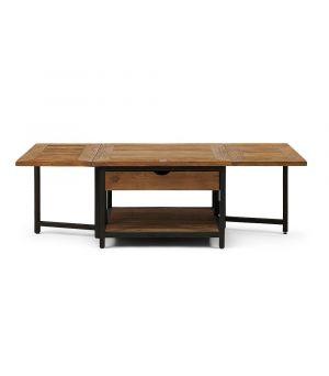 Konferenční stolek Shelter Island Folding, 74x70cm