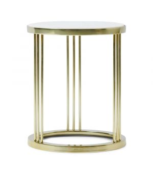 Stolek Regency End Table ∅ 42 cm