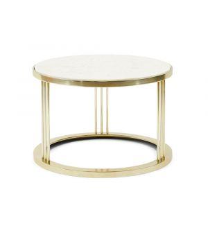 Regency Coffee Table ∅ 60cm