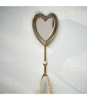 Věšák RM Heart Mirror Hook