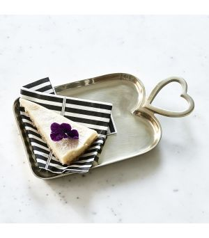Podnos With Love Mini Serving Tray